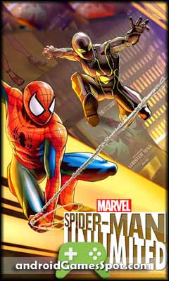 Spider-Man Unlimited game apk free download