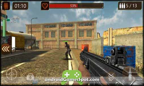 Battlefield Combat Frontline apk free download