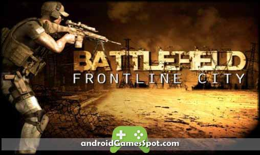 Battlefield Combat Frontline game apk free download