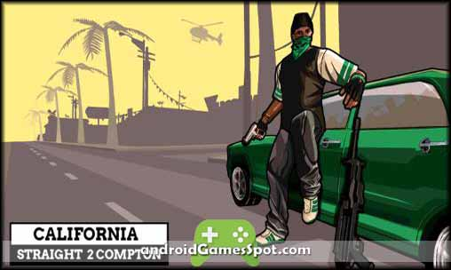 California Straight 2 Compton game apk free download