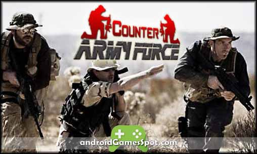 Counter Army Force game apk free download