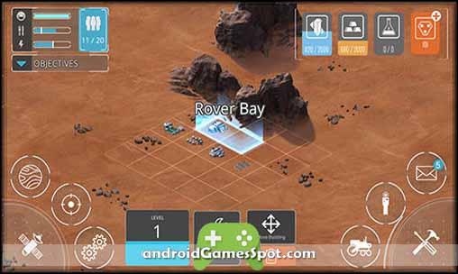 Dawn of Mars free apk download