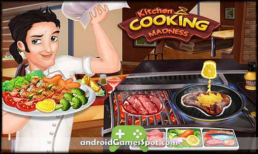 Kitchen Cooking Madness apk free download