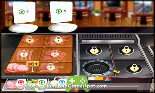 Kitchen Cooking Madness free download