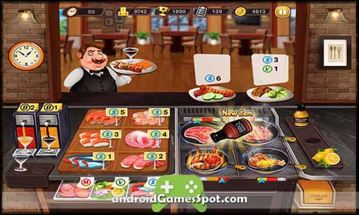 Kitchen Cooking Madness Apk Free Download V1 1
