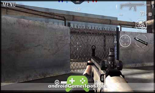 Modern Strike Online game apk free download