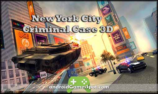 New York City Criminal Case 3D game apk free download