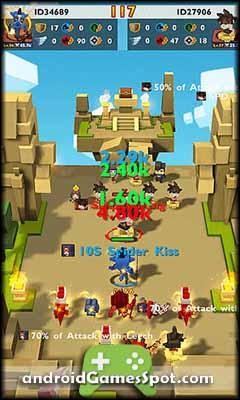 Pixel Guardians 3D Pixel free apk download