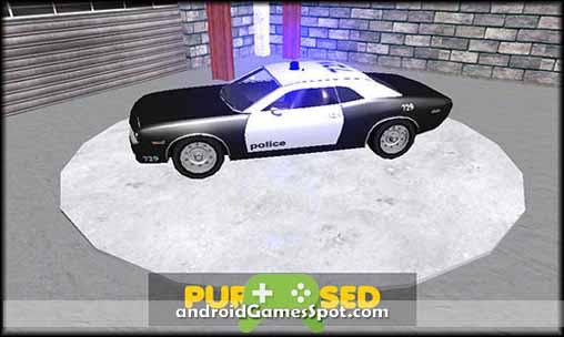Police Car Racer 3D game apk free download