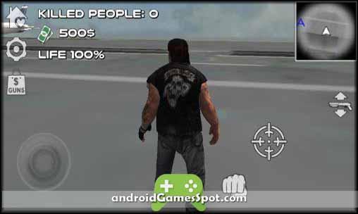 Real Gangster 4 free apk download