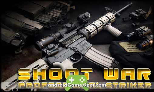 Shoot War Professional Striker apk free download