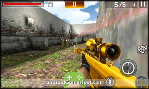 Shoot War Professional Striker free download
