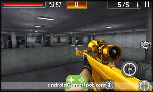 Shoot War Professional Striker game apk free download