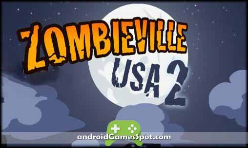 Zombieville USA 2 game apk free download