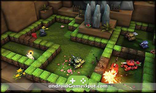 Block Tank Wars 2 Premium free apk download