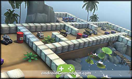 Block Tank Wars 2 Premium game apk free download