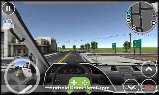 Drive Simulator 2016 free apk download