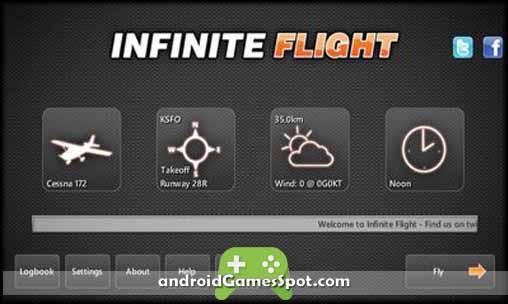 Infinite Flight Simulator game apk free download