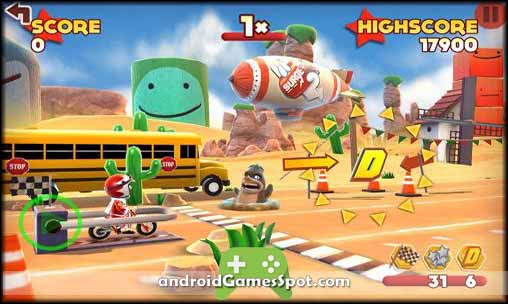 Joe Danger free apk download