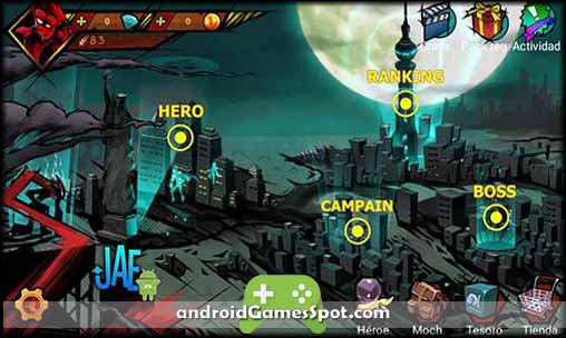 League of Stickman Zombie free apk download