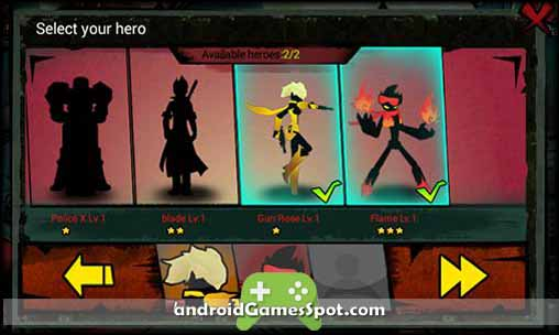 League of Stickman Zombie free download