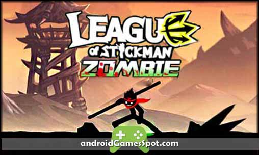 League of Stickman Zombie game apk free download