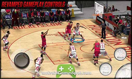 NBA 2K17 game apk free download