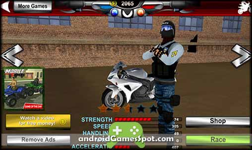 Police Motorcycle Crime Sim free download