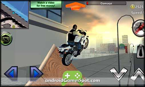 Police Motorcycle Crime Sim game apk free download
