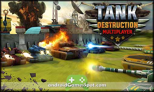 Tank Destruction Multiplayer apk free downloadTank Destruction Multiplayer apk free download