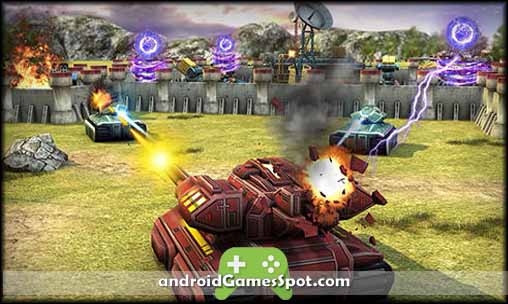 Tank Destruction Multiplayer free apk download