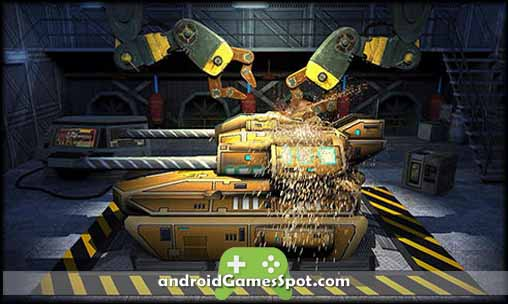 Tank Destruction Multiplayer game apk free download