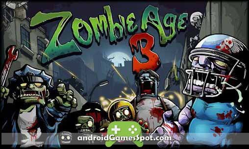 Zombie Age 3 apk free download