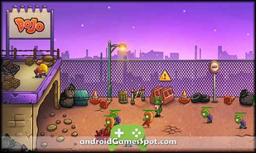 Zombo Buster Rising game apk free download