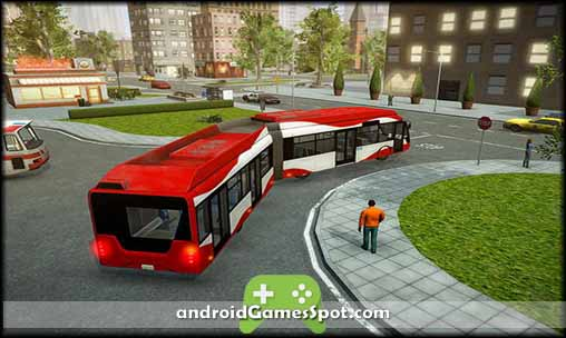 Bus Simulator PRO 2017 free apk download