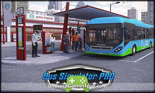 Bus Simulator PRO 2017 game apk free download