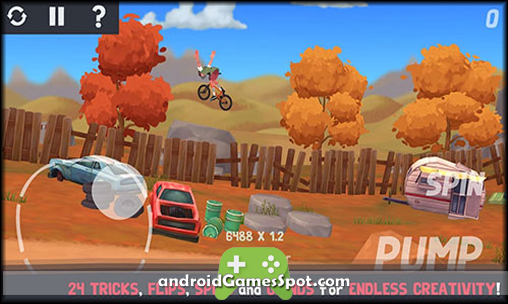 Pumped BMX 3 free apk download