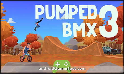 Pumped BMX 3 game apk free download