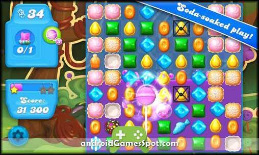 candy crush saga free download for samsung galaxy y