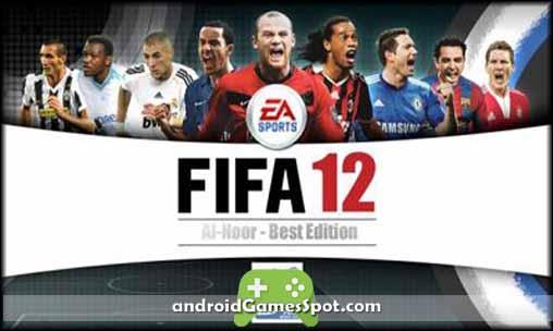 FIFA 12 APK Free Download v1.3.87 +Obb [Full Version]