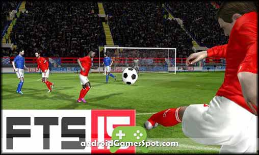 First Touch Soccer 2015 APK v2.09 Free Download+Obb [Latest Version]