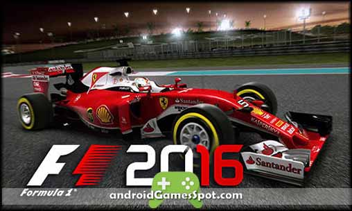 Formula 1 2016 game APK Free Download