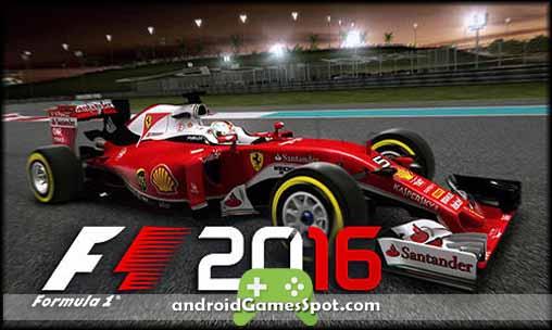 Formula 1 2016 game APK Free Download