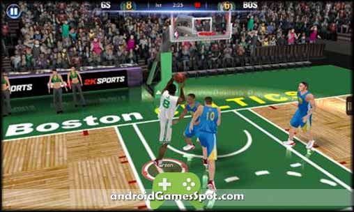 nba 2k13 1.1.2 offline apk for android