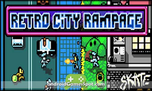 Retro City Rampage DX APK Free Download v1.0.4 [Paid Version]