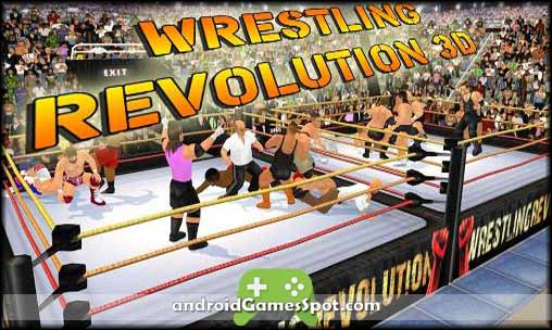 Wrestling Revolution 3D Mod APK Free Download v1.580