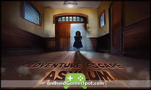 Adventure Escape Asylum v27 Apk + Obb Data Free Download