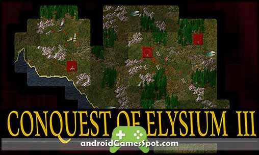 Conquest of Elysium 3 v3.27 APK Free Download [Full Version]