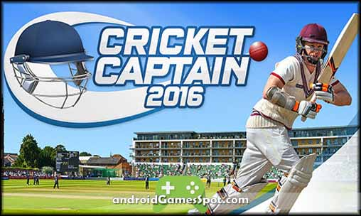 Cricket Captain 2016 v0.55 APK + Obb Free [Full Version] Download