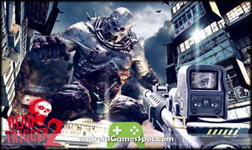 Dead trigger 2 APK Free Download v1.1.1 +Obb Data [Latest Version]